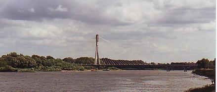 Most świętokrzyski (świętokrzyski-broen - også kaldet most syreny